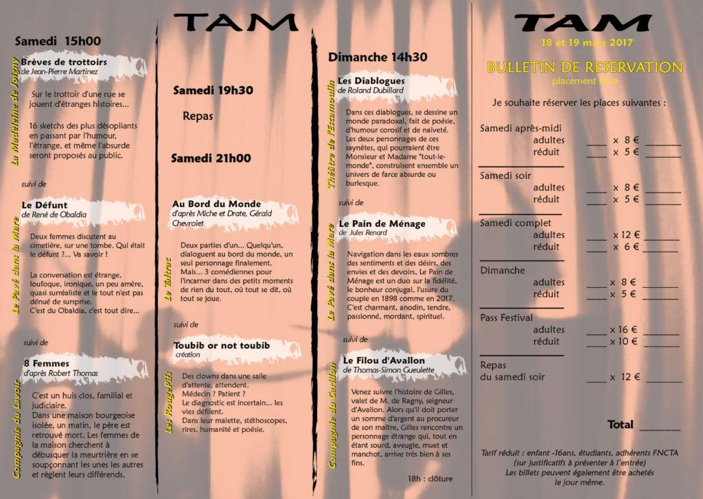 Tract TAm Verso 2017 HD